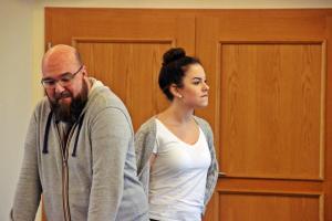 OVIGO-Impro mit Lena Biegerl und Michael Sandner