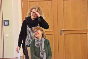 Meike Birner & Ilona Glück (OVIGO 2017)