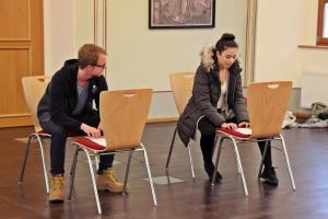 OVIGO-Impro mit Lena Biegerl und Lena Biegerl
