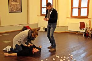 Kennenlern-Workshop mit Impro, OVIGO Theater