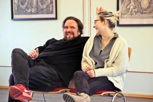 Bernhard Neumann & Barbara Kießling (OVIGO 2017)