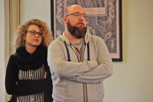 Meike Birner & Michael Sandner (OVIGO-Impro)