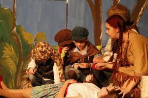 OVIGO, Peter Pan, Tigerlilly