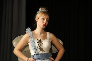 """Sarah Ebnet (""""Peter Pan"""")"""
