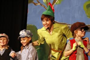 """PETER PAN"" / mit Theresa Weidhas"