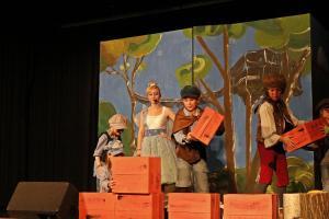 "Verlorene Jungs & Tinkerbell (""Peter Pan"")"