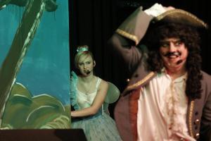 "Sarah Ebnet & Michael Zanner (""Peter Pan"")"