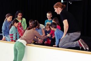 Emil-Kemmer-Haus, OVIGO, Workshop mit Kids