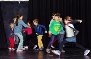 """""""Peter Pan"""" / Workshop (OVIGO Theater)"""