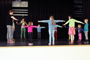 """Peter Pan"" Workshop / OVIGO"