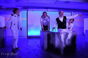 "OVIGO Theater, ""A Clockwork Orange in der Tiefgarage"" (Pfreimd)"