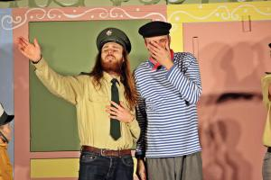 """Pippi Langstrumpf"", OVIGO Theater, Ludwig Weigert"