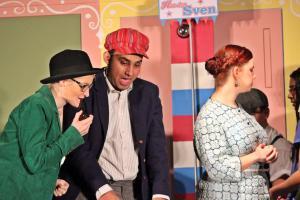 """Pippi Langstrumpf"" Musical, Junaid Bajauri"