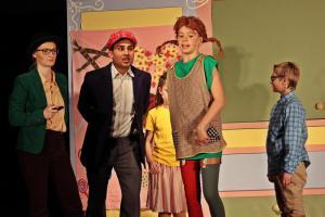 """Pippi Langstrumpf"" Musical, Junaid Bajauri, OVIGO"