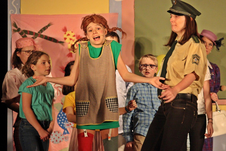 """Musical """"Pippi Langstrumpf"""" feiert Premiere – nur noch wenige Restkarten!"""
